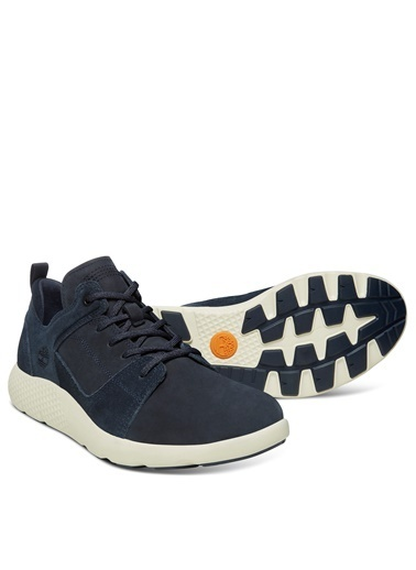 Timberland Flyroam Leather Oxford Mavi